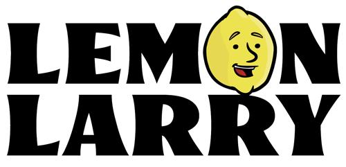 logo Lemon Larry ,