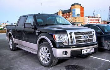 Picture of Ford F-150 Pickup Truck
