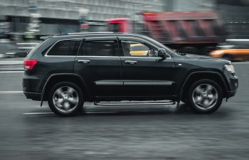 Profile Picture of a Jeep Grand Cherokee